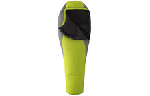 Marmot Wave 0 Mummy Slaapzak reg grijs/groen